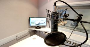 directing voiceover artists