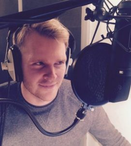career in voiceover