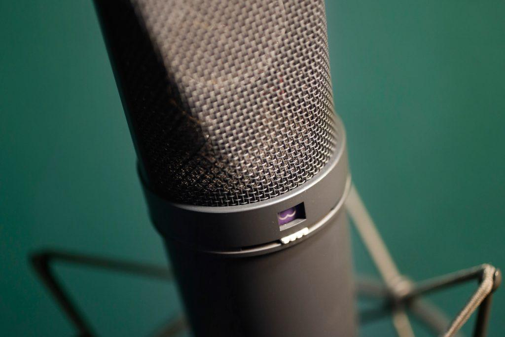 audio voice microphone