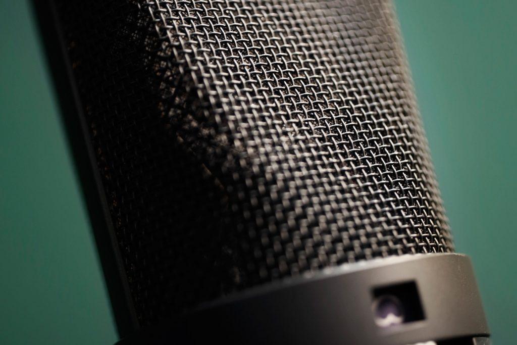 microphone voiceover soho