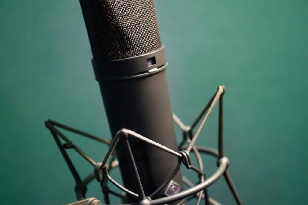 voice recording microphone