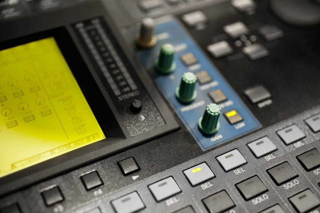 professional voice audio recording