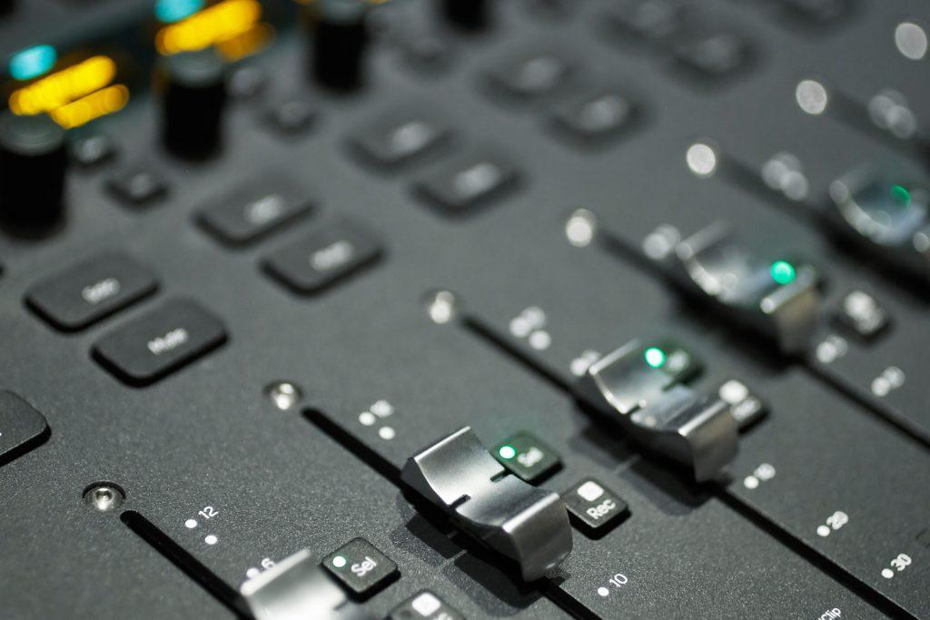 vocal recording equipment