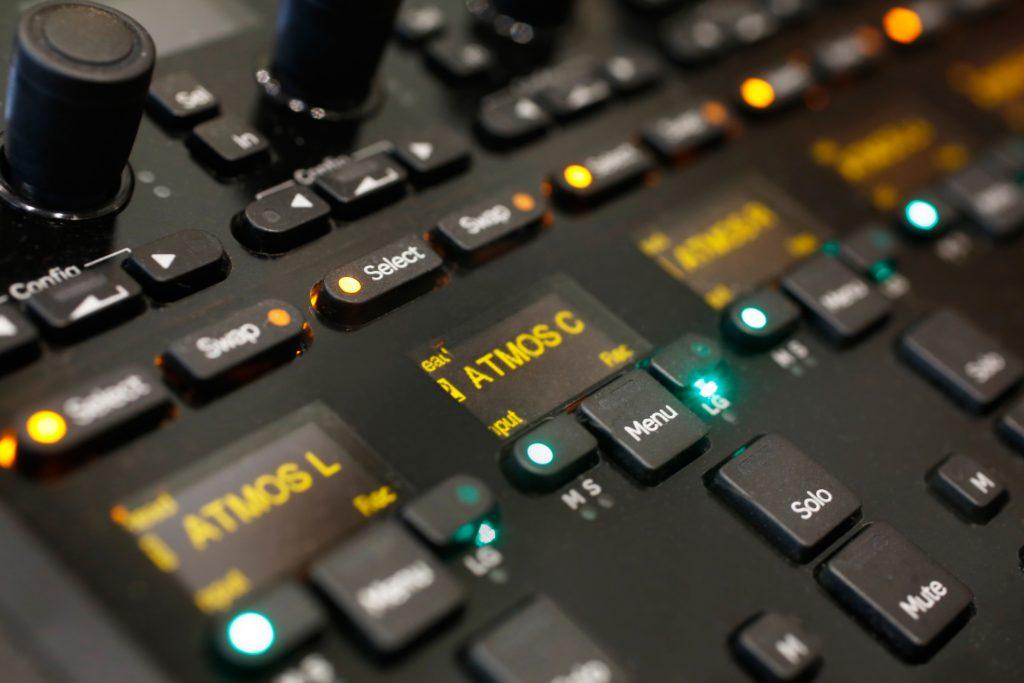 recording voiceovers in soho