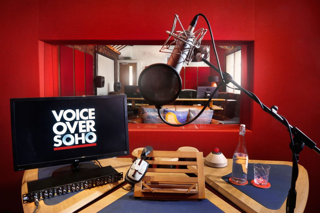 finding voiceover work