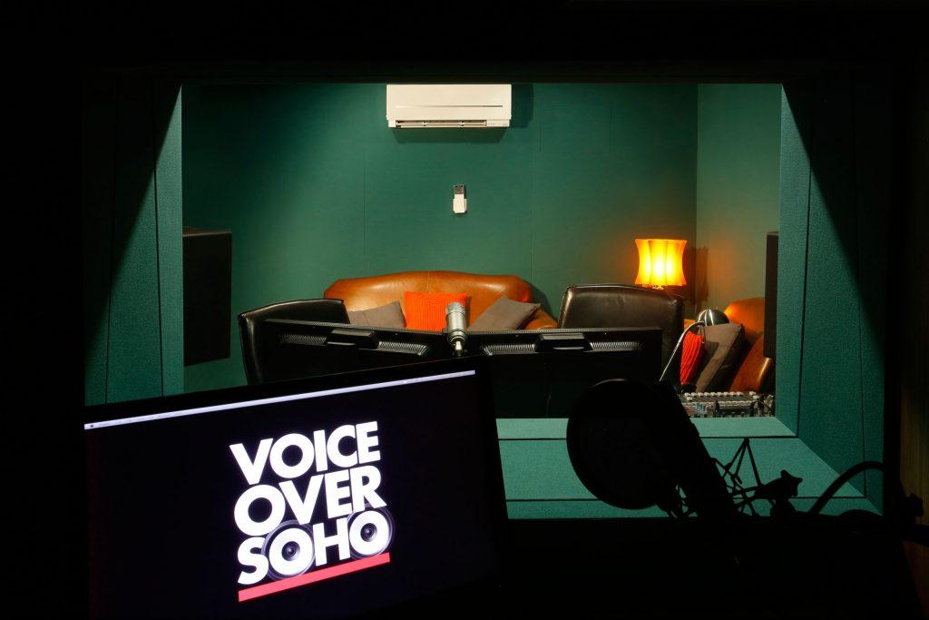 adr audio studio london